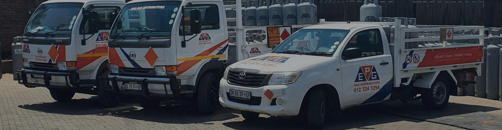 EPG Gas vehicles